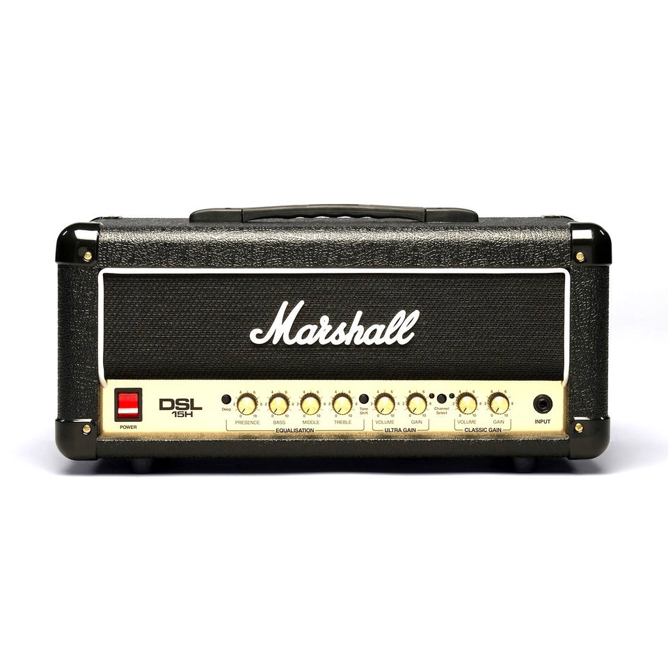 Marshall DSL15H 15W Guitar Amplifier Head