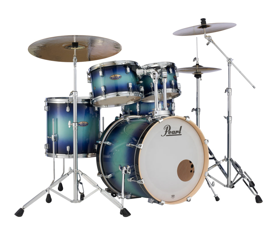 Pearl Decade Maple 5 Piece Shell Pack - Faded Glory