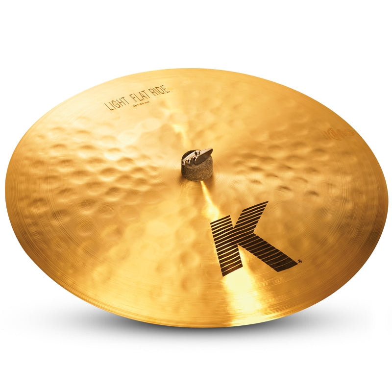 "Zildjian 20"" K Light Flat Ride Cymbal"