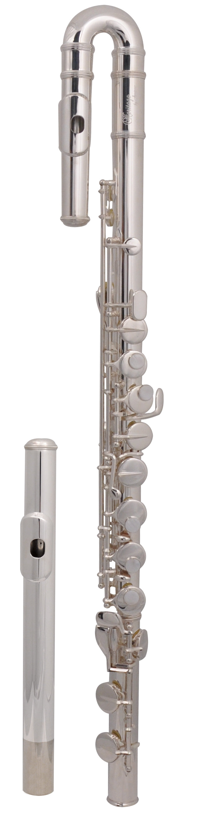 Armstrong 703 Heritage Alto Flute - Silver Plated