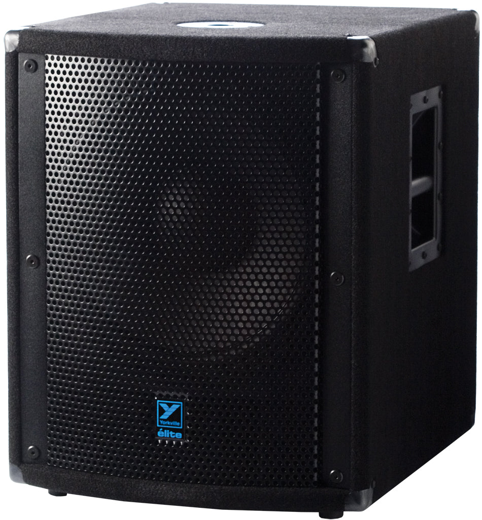 "Yorkville LS720P Elite Series 15"" Powered Subwoofer"