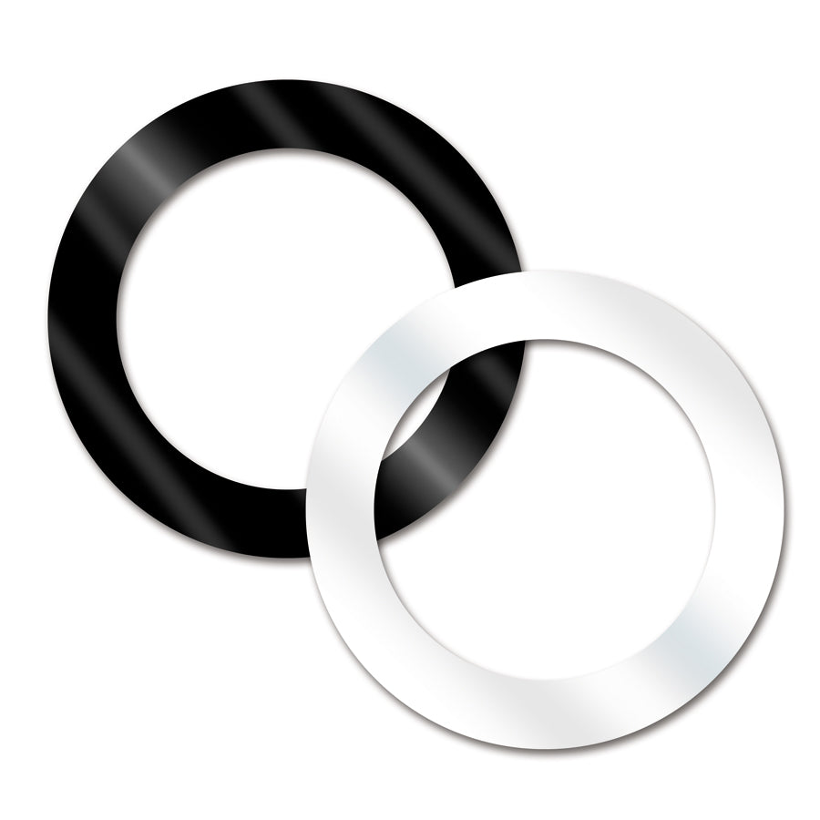 "Aquarian 5"" Port Hole Template - Black"