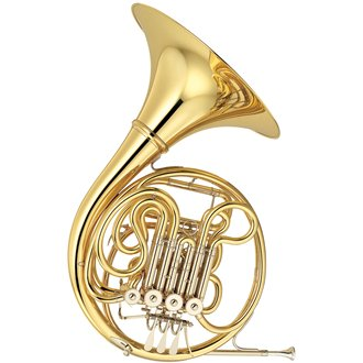 Yamaha YHR-567D Intermediate F/B-Flat Double French Horn