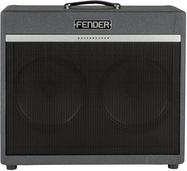 Fender Bassbreaker 2x12 Speaker Cabinet - Grey Tweed