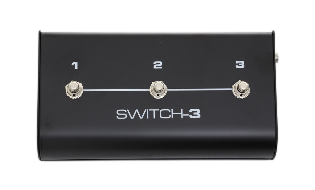 TC Helicon Switch-3 Floor Control Pedal