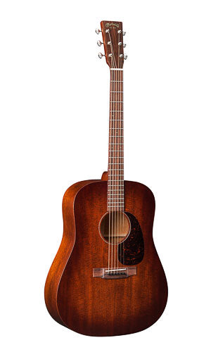 Martin D-15M Burst Acoustic Guitar