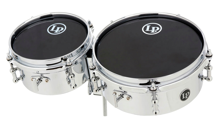LP LP845-K Mini Timbales/Chrome Plated Steel