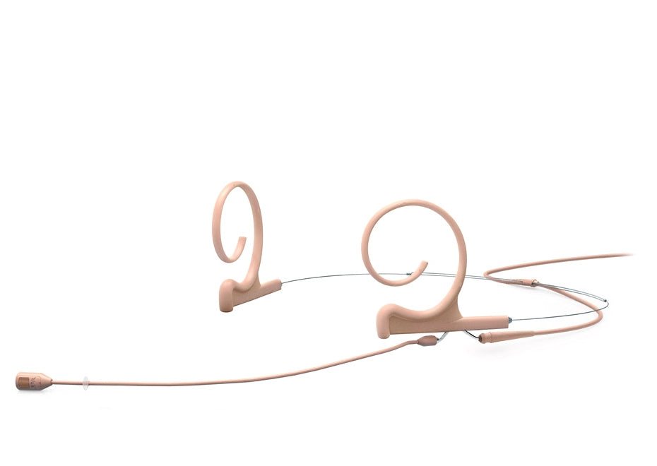 DPA 4288 d:fine Flex Directional Headset and Earset Microphone - Beige