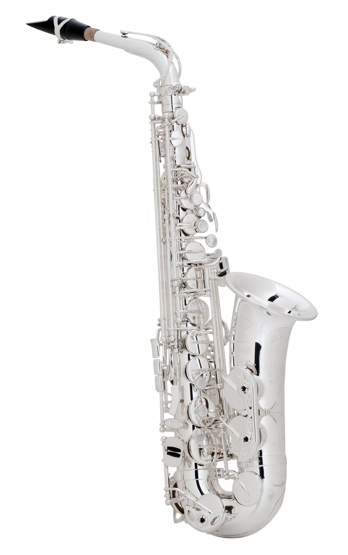 Selmer-Paris Model 62JS Alto Saxophone, Silver Plated