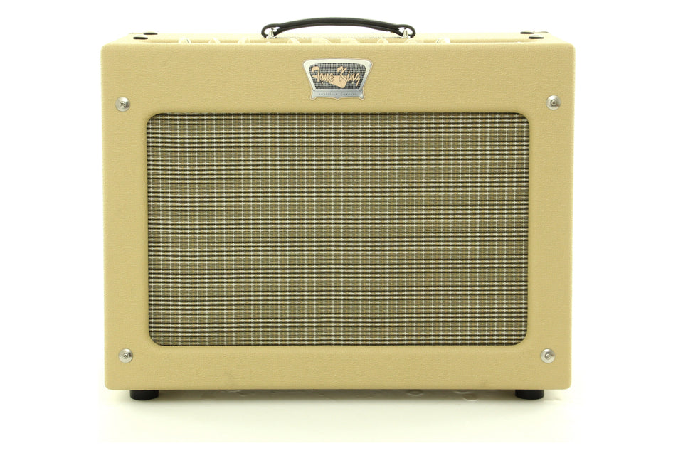 "Tone King Sky King 35W 1 x 12"" Combo Amplifier - Cream"