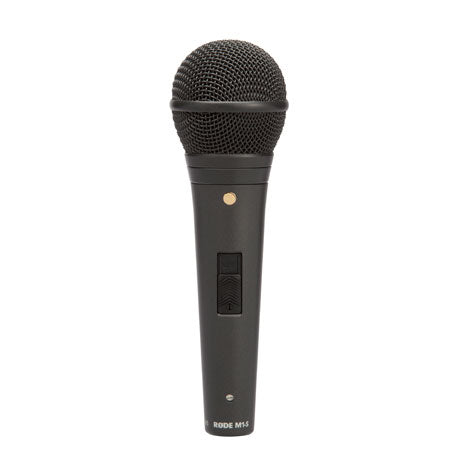 Rode M1-S Live Performance Dynamic Microphone With Lockable Switch