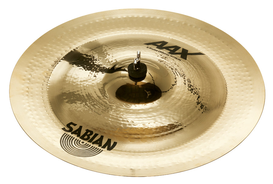 "Sabian 19"" AAX X-Treme Chinese Cymbal Brilliant Finish"