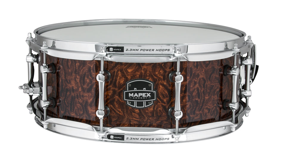 "Mapex 14"" x 5.5"" Armory Series Snare Drum The Dillinger"
