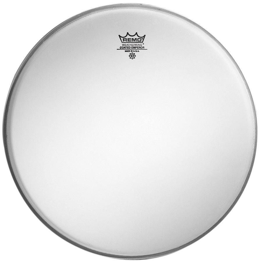 "Remo 18"" Coated Emperor Bass Drum Head"