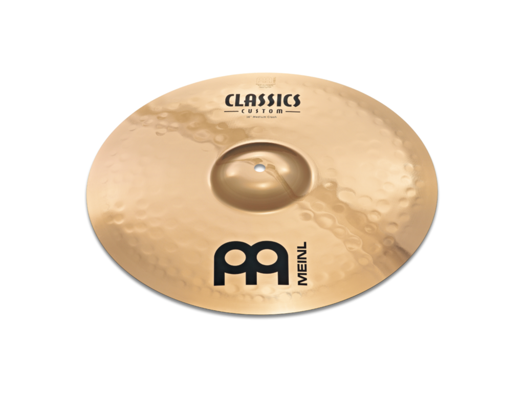 "Meinl 17"" Classics Custom Medium Crash Cymbal"