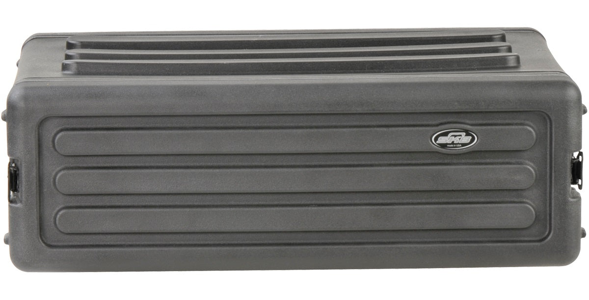 Skb 1skb R3s Roto Molded 3u Shallow Rack Case