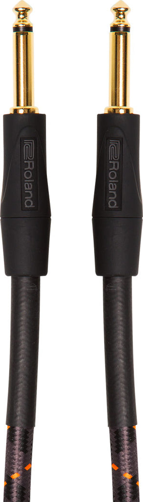 "Roland RIC-G3 1/4"" Instrument Cable - 3 ft"