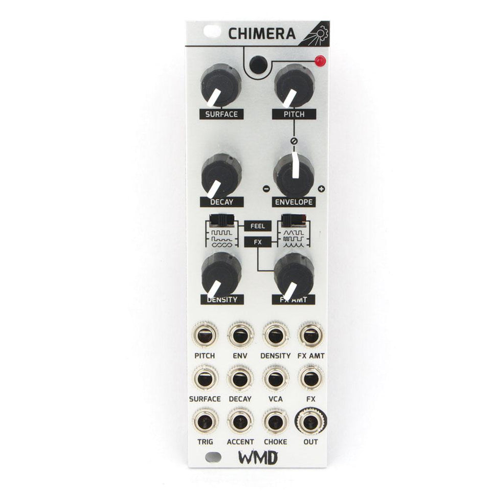 WMD Chimera Percussion Synthesizer Eurorack Module