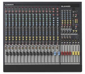 Allen & Heath GL2400-16 Live Sound Mixer