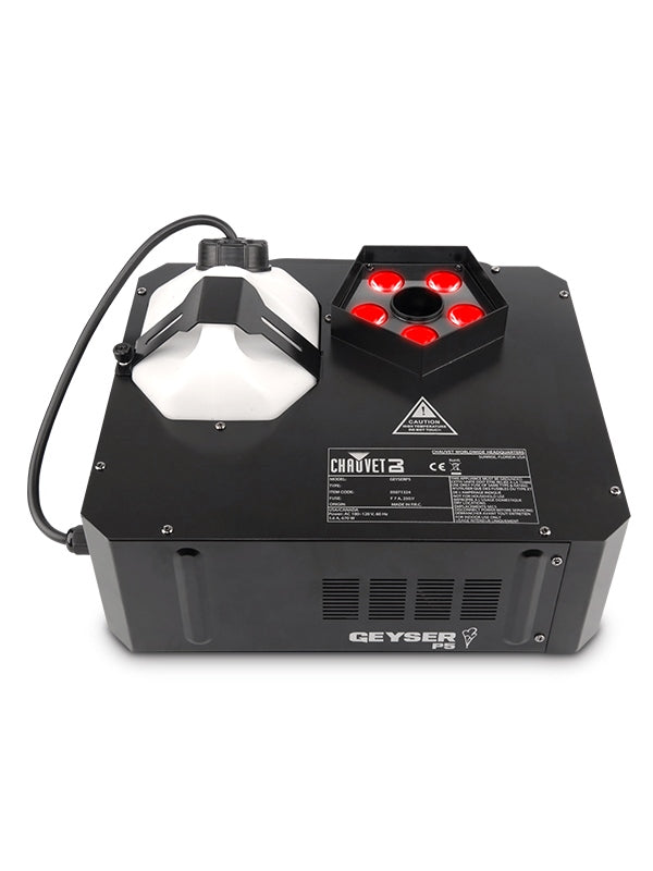 CHAUVET DJ Geyser P5 LED Fog Machine