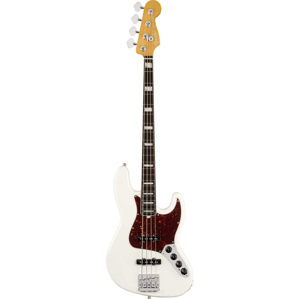 Fender American Ultra Jazz Bass 4-String Electric Bass