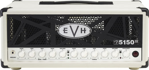 EVH 5150 III 50 Watt Guitar Head Ivory
