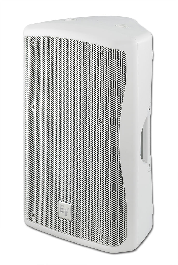 "Electro-Voice ZX5-60W 15"" Two-Way Full Range Loudspeaker, White"