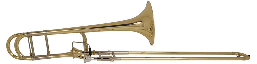 Bach 42AF Stradivarius Tenor Trombone Outfit, Axial Flow
