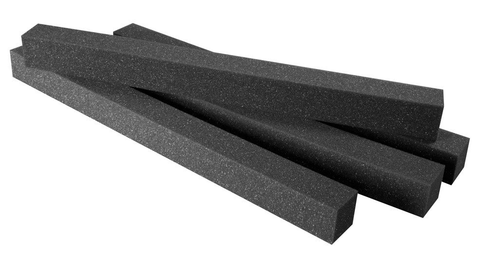 "Ultimate Support UA-FE-2 Acoustic Foam Edging – 2""x2""x24"""