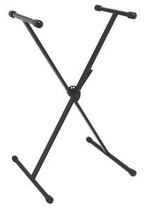 On-Stage Stands KS7390 QuikSQUEEZE Single-X Keyboard Stand