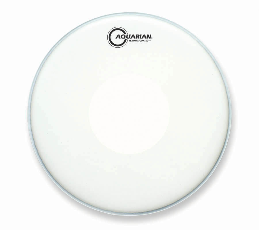 Aquarian Texture Coated Power Dot Drum Head