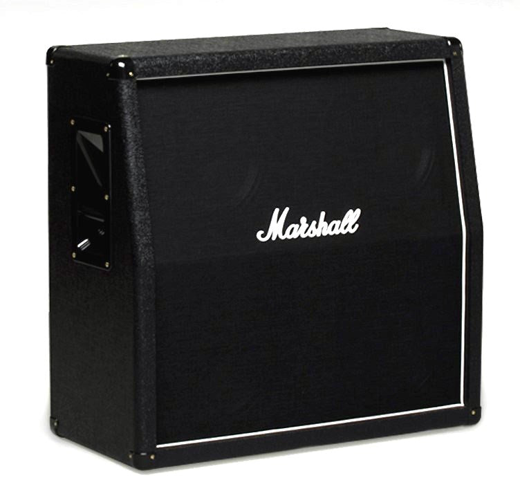 Marshall MX412A 240W 4x12 Angled Amplifier Cabinet