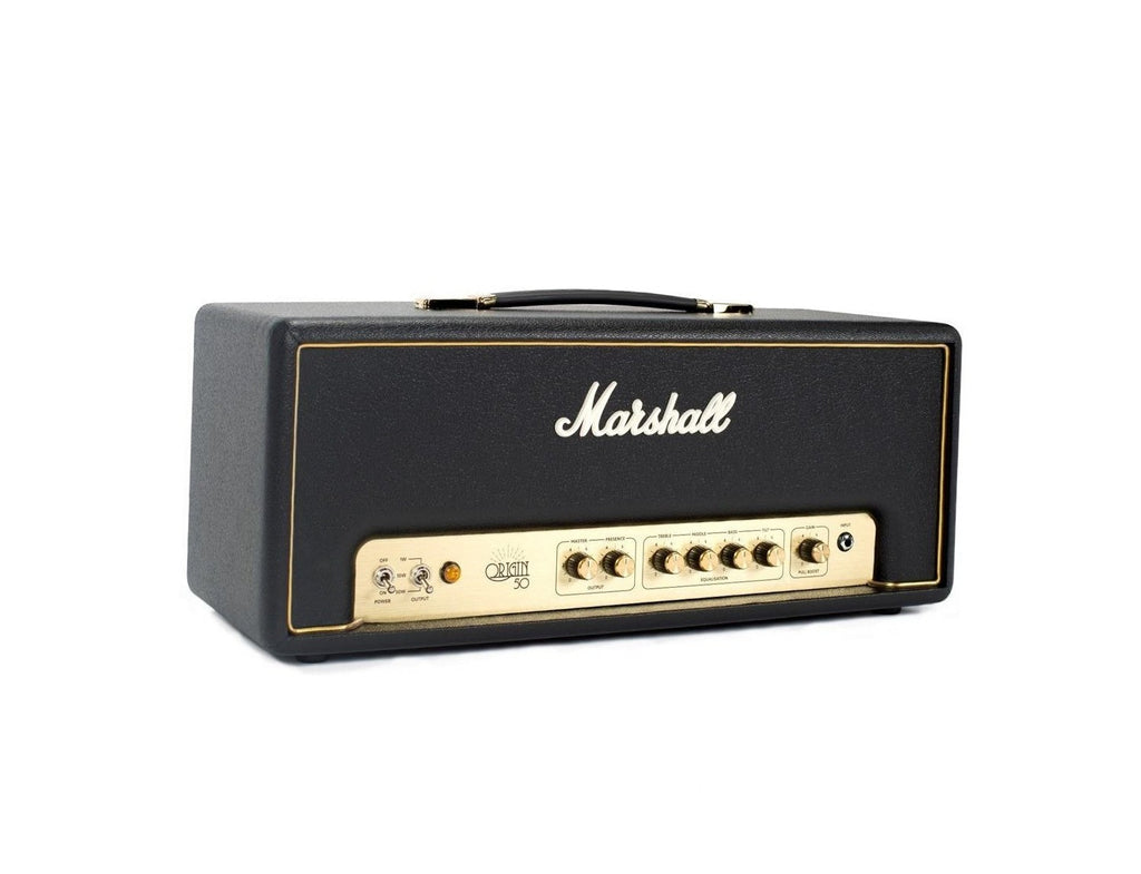 Marshall Origin 50-watt Tube Amp Head - ORI50H