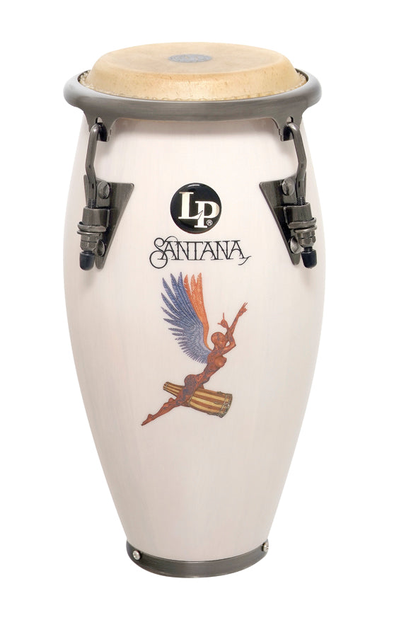 LP LPM197-SNW Music Collection Santana Abraxas Mini Conga White
