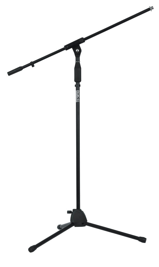 Rok-It Tripod Mic Stand w/ Fixed Boom