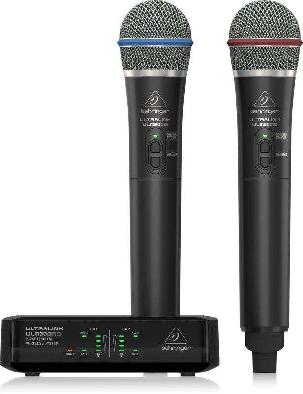 Behringer Ultralink ULM302MIC Wireless Microphone System