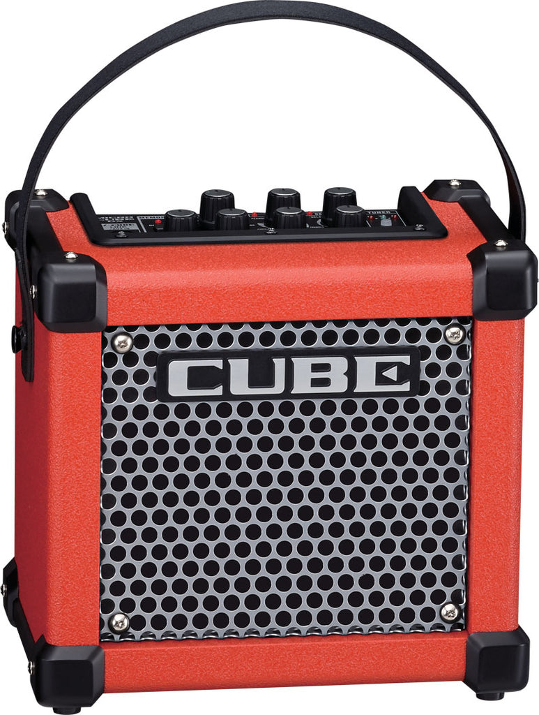 Roland M-CUBE-GXR Micro Cube GX Guitar Amplifier - Red