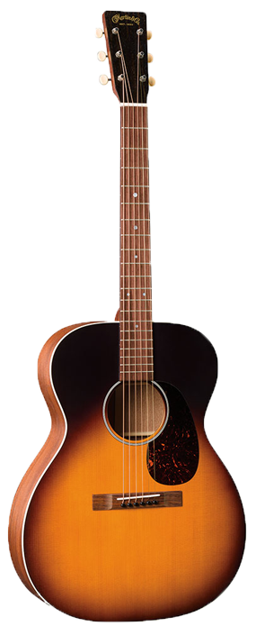 C.F. Martin 000-17E Acoustic Guitar - Whiskey Sunset Burst