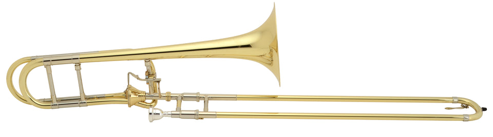 Bach A47I Stradivarius Professional Model Tenor Trombone Outfit
