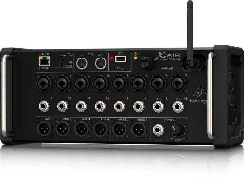 Behringer XR16 X Air Rack-Mounted Digital Mixer