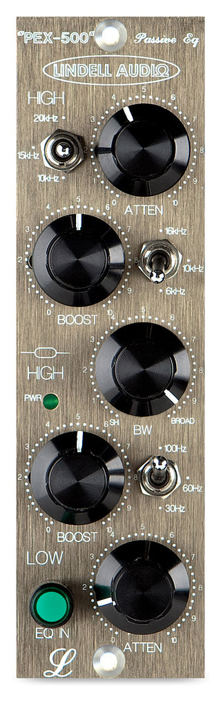 Lindell Audio PEX-500 1 Channel Transformer Coupled Passive EQ