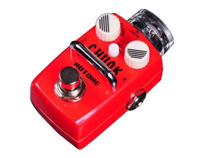 Hotone Skyline Series CHUNK Distortion Stomp Box