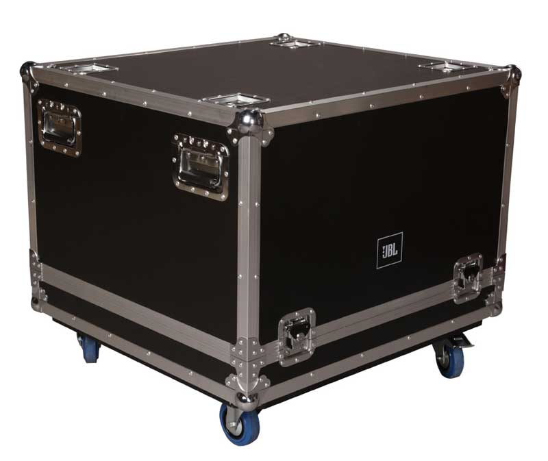 JBL Flight Case; Holds 1X SRX718S / VRX918S