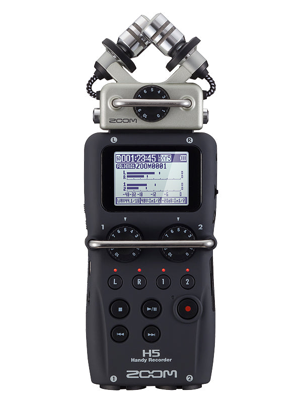 Zoom H5 Handy Recorder