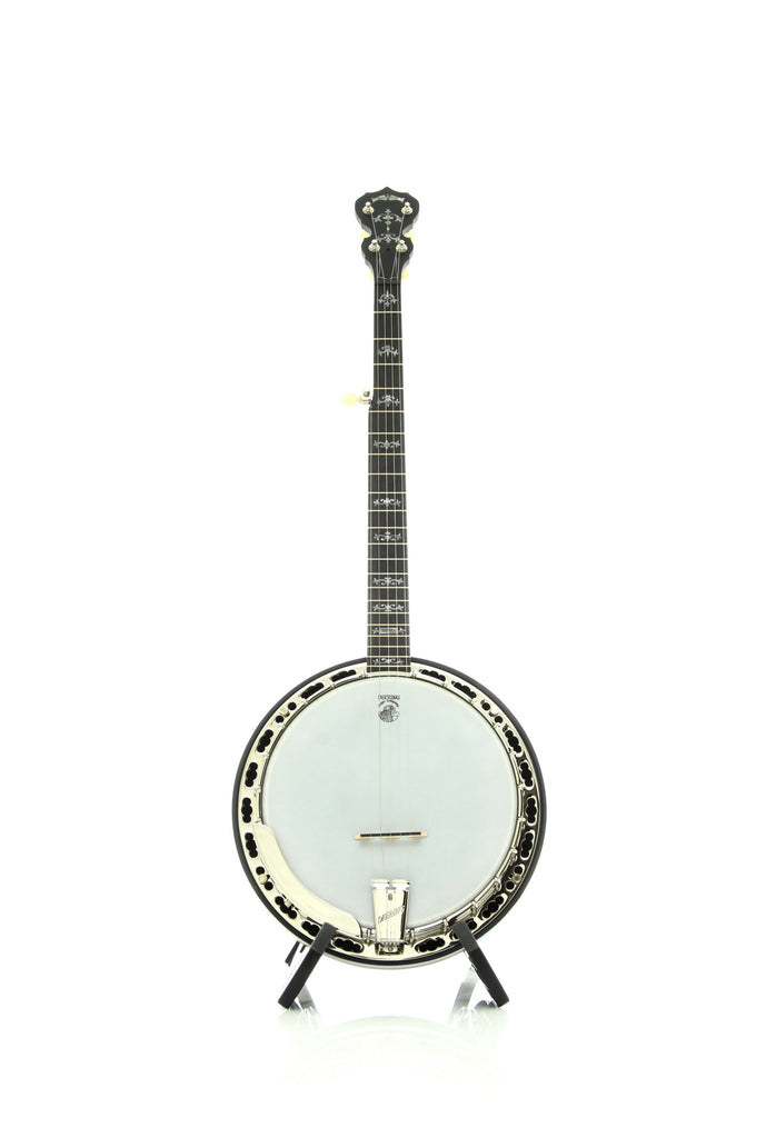 Deering Sierra 5 String Banjo, Maple