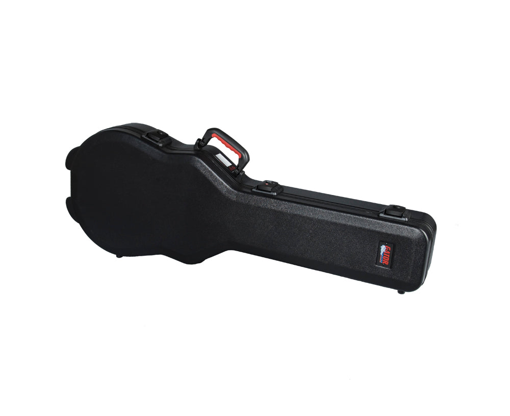 Gator GPE-LPS-TSA ATA Molded Case With TSA Latches For Single-Cutaway Electric Guitars