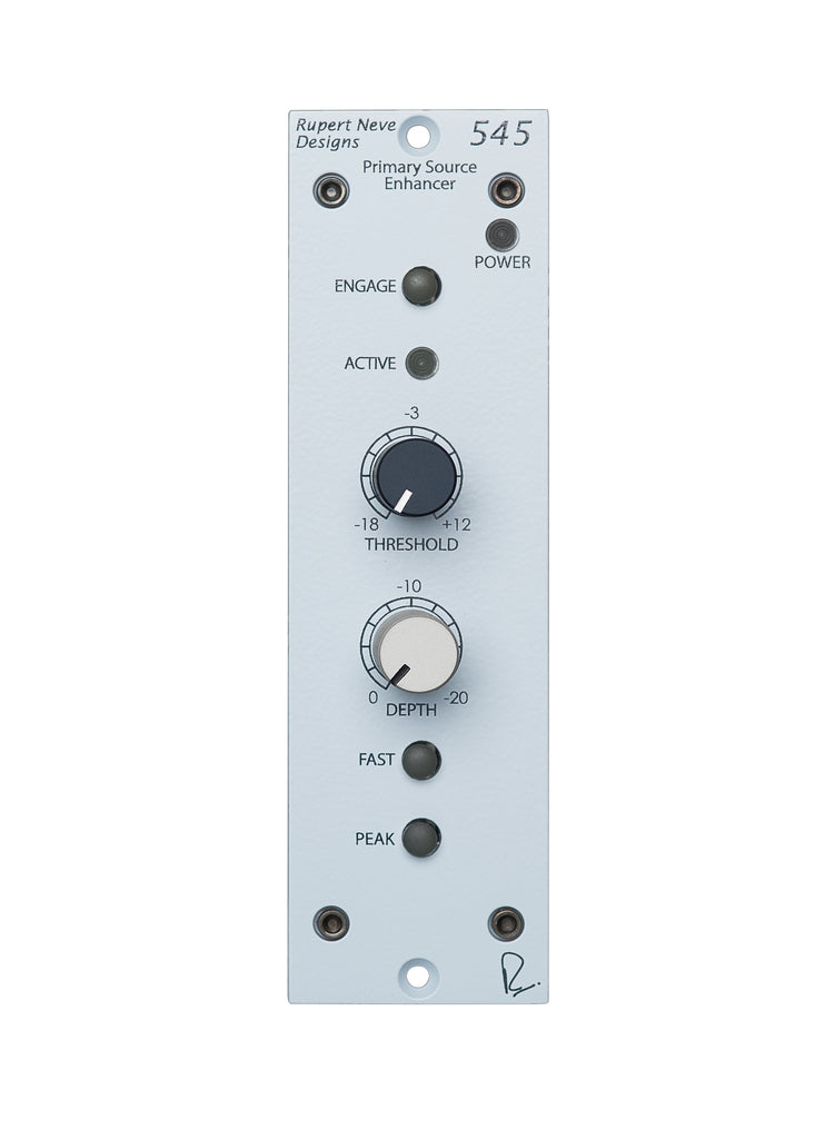 Rupert Neve Designs 545 500 Series Primary Source Enhancer