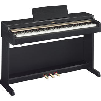 Yamaha Arius YDP162 Digital Piano - Black/Walnut