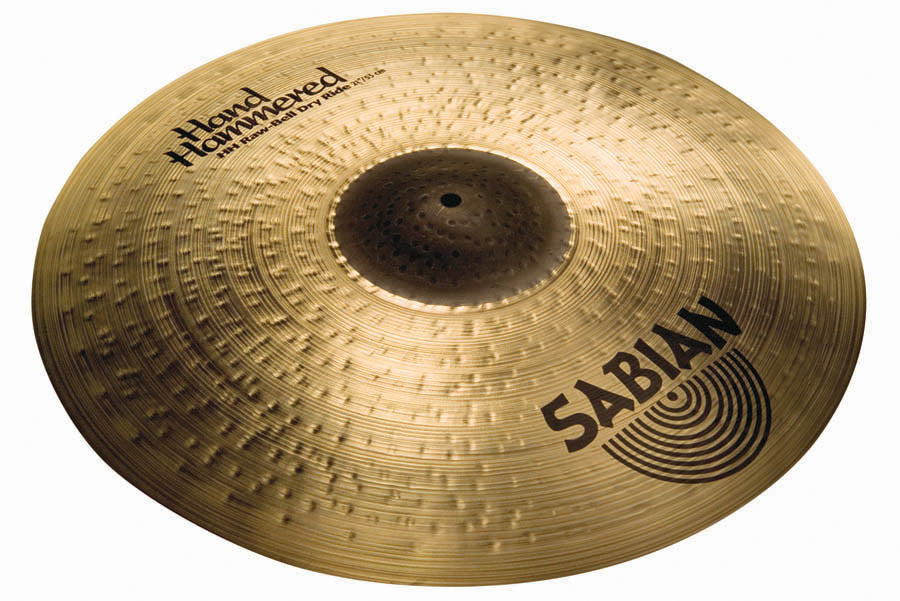Sabian HH Raw Bell Dry Ride Cymbal