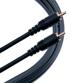 Mogami RR-03 Pure Patch 3-Foot Audio Cable - RCA To RCA